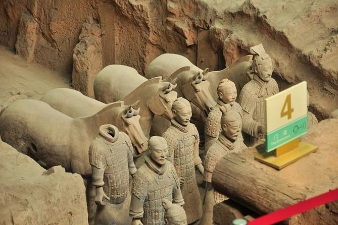 Xi'an one day group tour