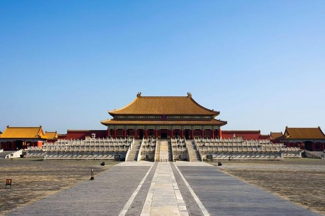 Beijing City Bus Tour: Forbidden City, Temple of Heaven, Summer Palace and Tea Ceremony