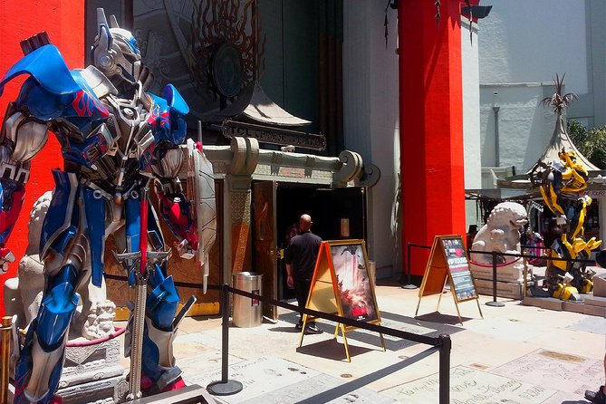 Step on Guide Los Angeles sightseeing for bus tour groups