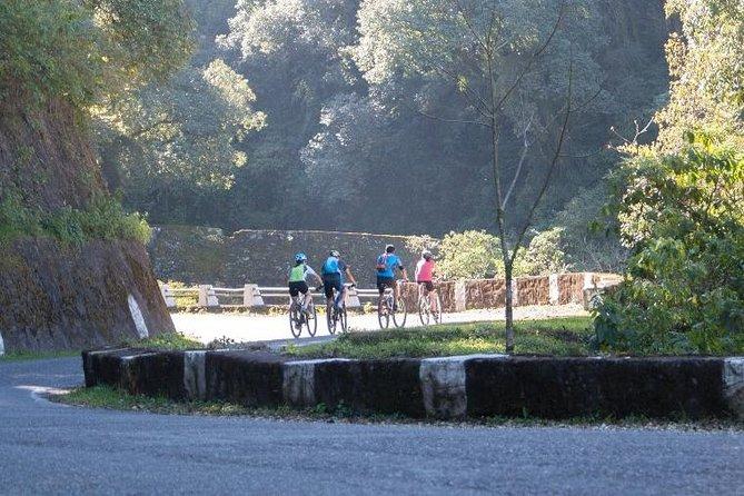 San Javier Mtb Ride Half Day