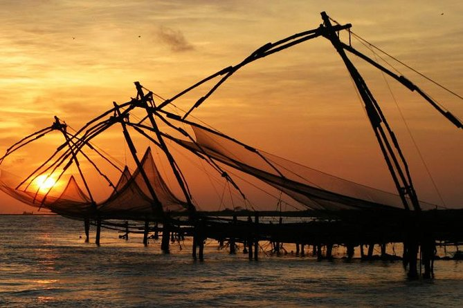 Kochi Private Tour: 3-Hour Fort Kochi and Mattancherry Walking Tour