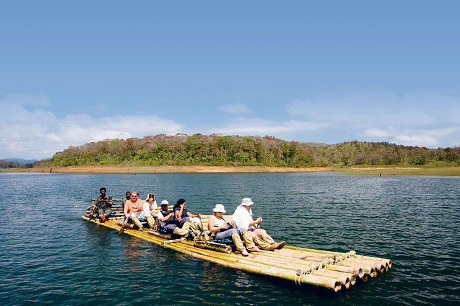 Best of Kerala 4 Days Private Tour from Munnar with Thekkady & Houseboat