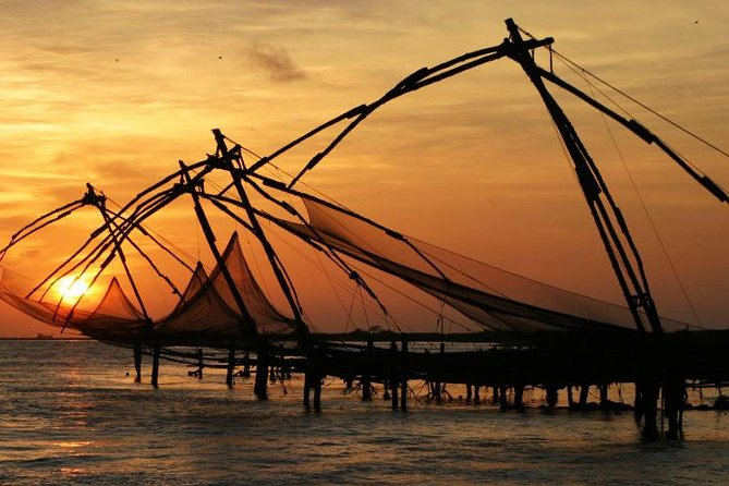 Highlights of Cochin - Group Shore Excursion from Pier