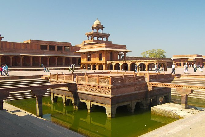 Agra Overnight Tour From Delhi