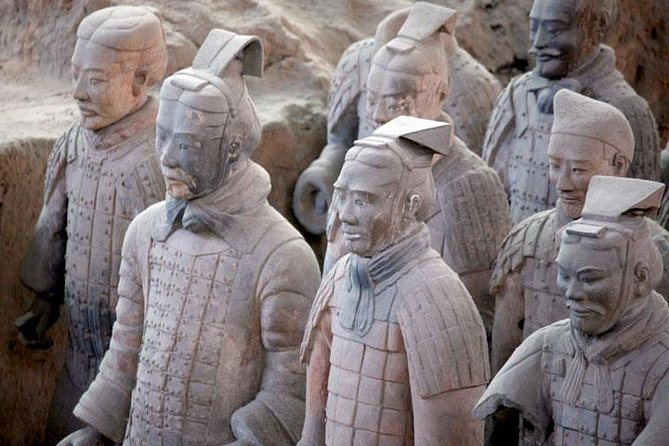 Private One Day Xi'an Terracotta Warrior Tour from Shanghai by Air