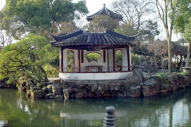 2-Day Shanghai Suzhou Tour by High Speed Train, Private No Shopping Package
