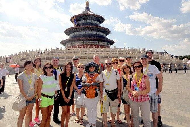 10-Day Small Group Tour Beijing, Xi'an, Shanghai and Huangshan Yellow Mountain