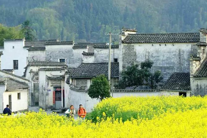 3-Day Private Huangshan Tour: Hongcun Village & Overnight on Mt Huangshan