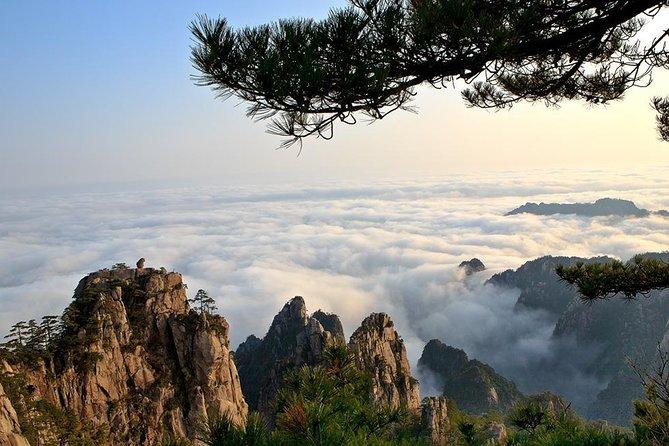4-Day Beijing Huangshan Tour Package to Yellow Mountain, Hongcun Village
