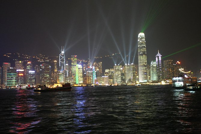 3-Day Private Hong Kong Tour with Hotel and Round-trip Airport Transfer