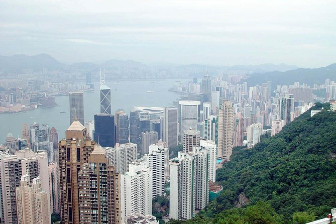 Half-day Private Hong Kong Island Tour: Victoria Peak, Repulse Bay, Aberdeen
