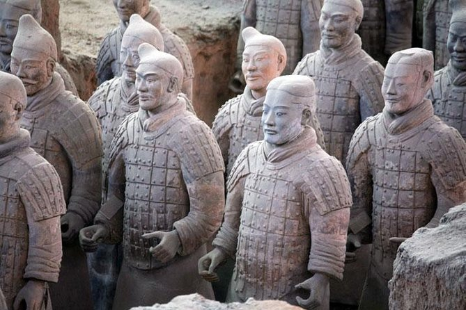 4-Day Xi'an Tour, Private Package to Terracotta Army and Mt. Huashan