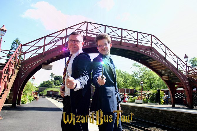 Wizard Bus Tour: Harry Potter Sites Day Trip from York