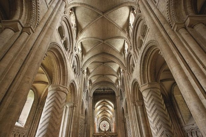 Durham Cathedral as Hogwarts