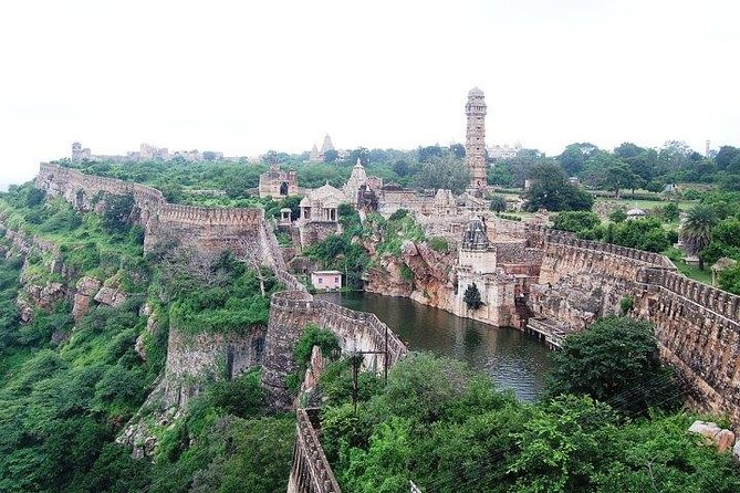 Private Day Trip to Chittorgarh Fort from Udaipur