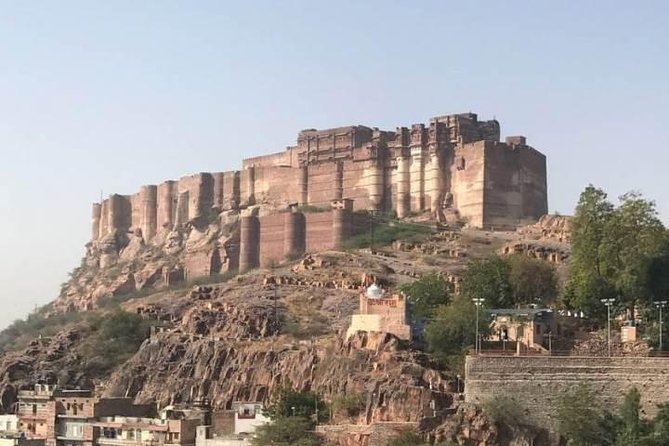 Jodhpur City Tour With Desert Safari And Village Safari Tour In 2 Days