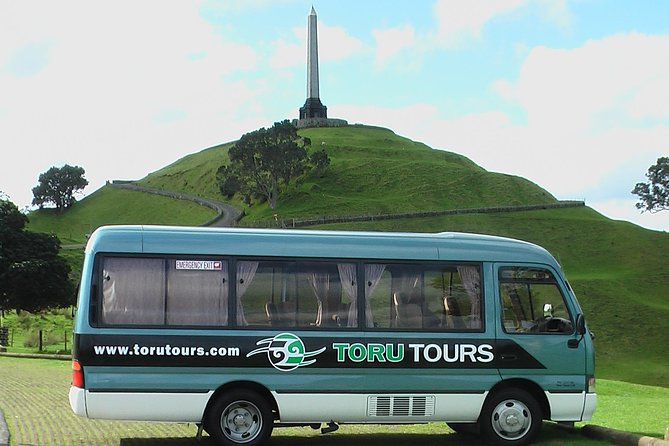 Shore Excursion Auckland Introduction Tour (3 Hours)