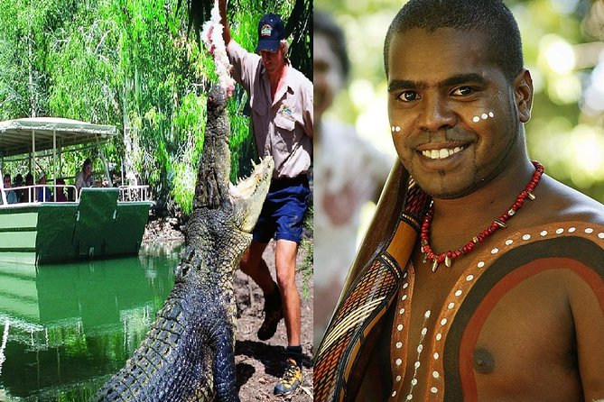 Hartley's Crocodile Adventures and Tjapukai Cultural Park Day Trip from Cairns
