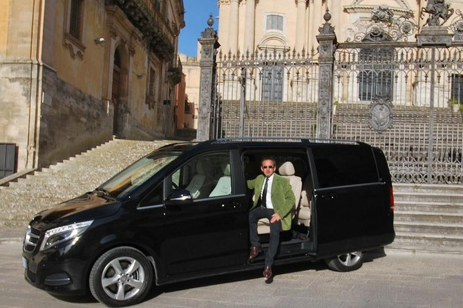 From Comiso to Ragusa private transfer