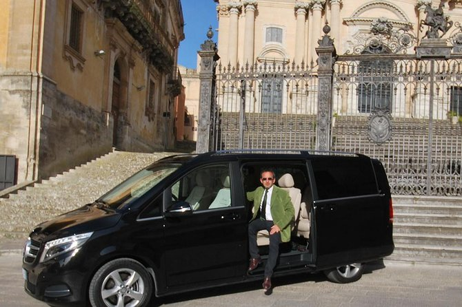 Monasteri golf resort of Sicily private transfer from Catania airport