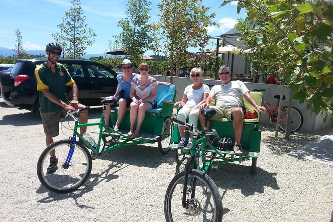 Wellington Shore Excursion: Wines of Wairarapa by Bike