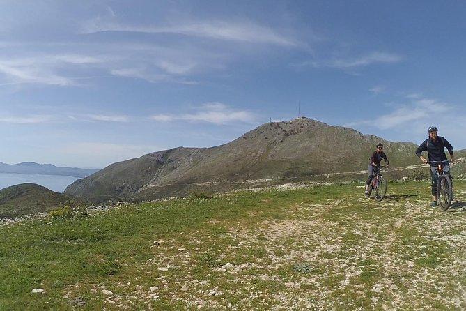 Mount Pantokrator MTB Down Hill
