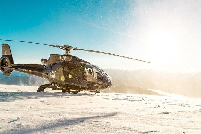 Tour en helicóptero con Alpine Snow Landing desde Queenstown