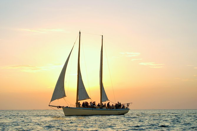 Small-Group Key West Sunset Sail with Wine