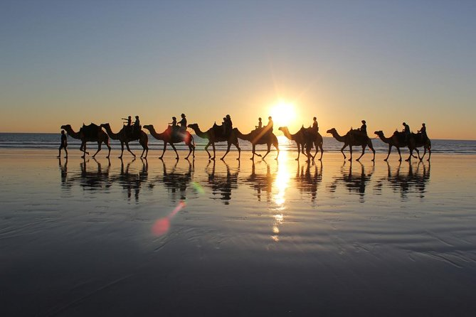 Guided Agadir Sunset Camel Ride and Dinner photo 1