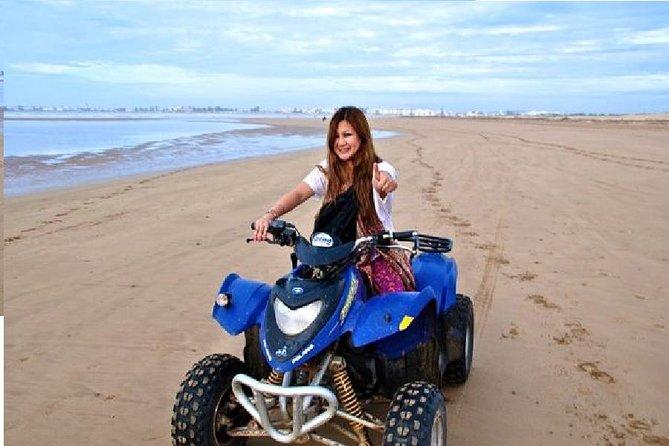 Strand-Quad-Tour Agadir Marokko