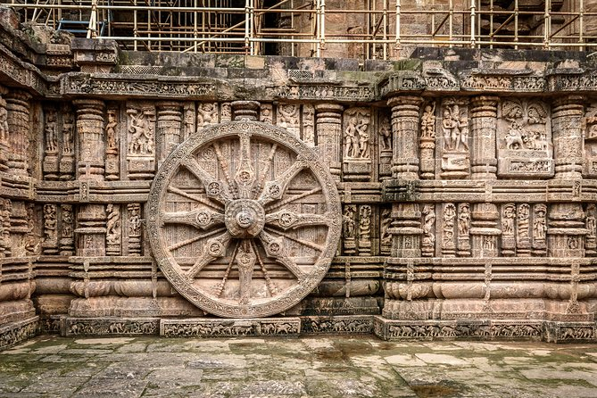 Excursion to Konark Sun Temple