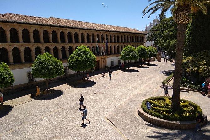 Visita guiada panorâmica pelo centro histórico da cidade