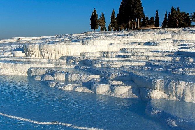 2 days small group tour to Ephesus and Pamukkale