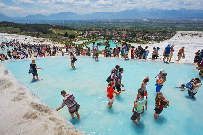 Full Day Pamukkale Tour from Kusadasi