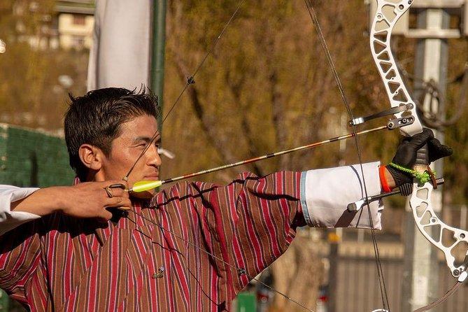 Bhutan - Archery Lessons