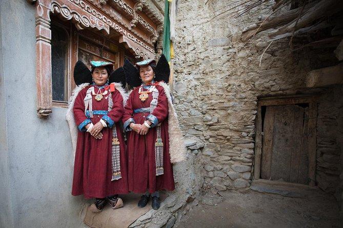 Village experience in Ladakh