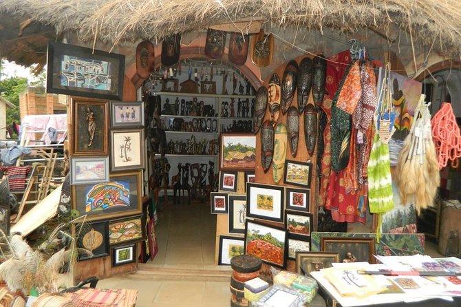 Visit to Dizephe Crafts Village
