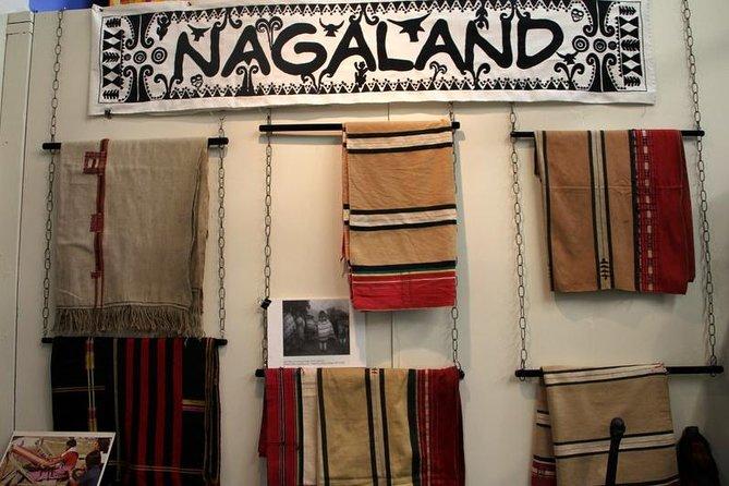 Nagaland - Traditional Basket and Shawl Weaving