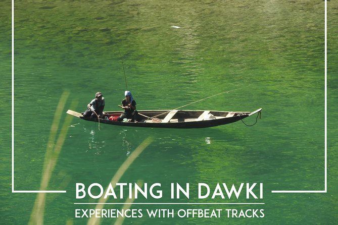 Boating in Dawki