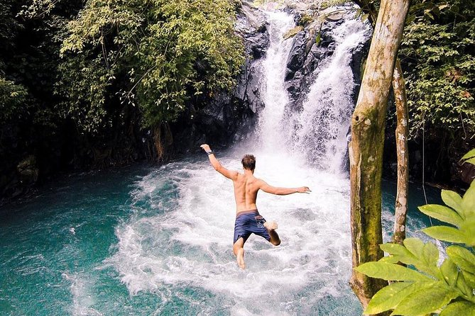 Bali Waterfalls Adventure and Wanagiri Swing