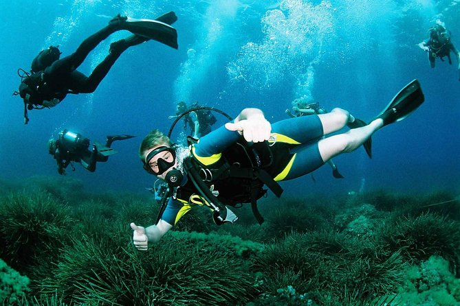 Scuba Diving Baptism and Snorkeling in Ibiza