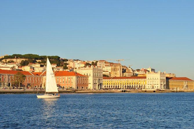 Segeltour: Altstadt von Lissabon