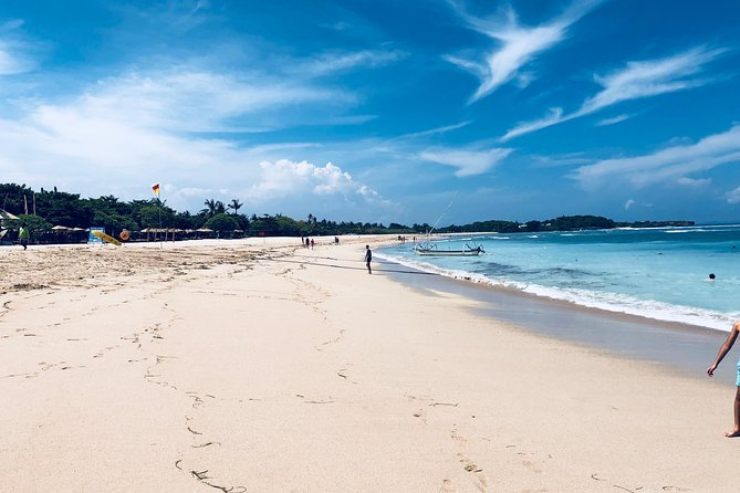 Bali Shore Excursion: Nusa Dua Beach Half Day Tour