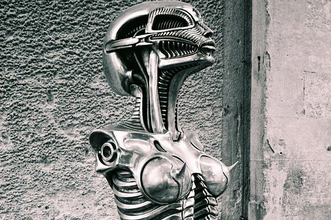 Skip the Line: HR Giger Museum Ticket