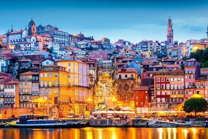 Shared Shuttle - Porto (OPO) - Porto