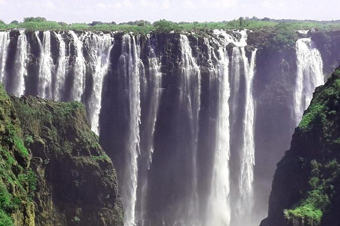 7 Days Victoria Falls to Johannesburg Camping