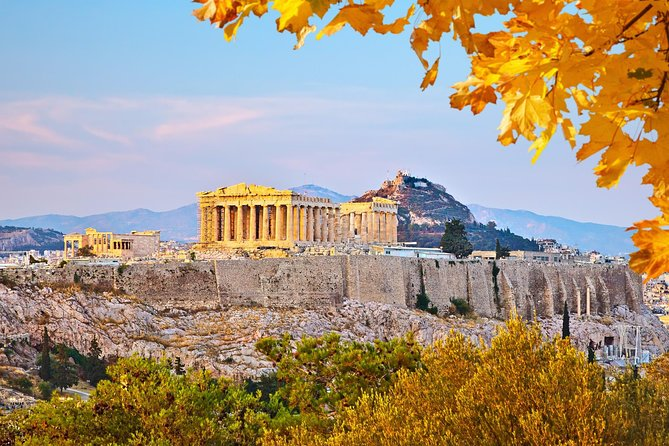 Make the most out of your time in Athens - Cruise visitors special
