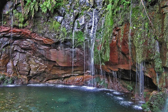 Madeira Levada Walk - Rabacal Lakes and Fountains