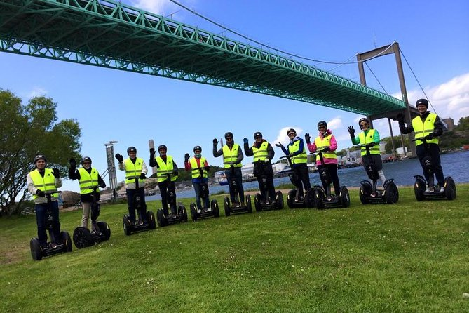 Segway Harbour Tour in Gothenburg - Sunday Tour