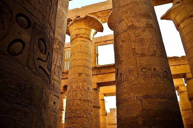 Karnak and Luxor Temples Tour